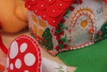 Felt and Fabric Projects