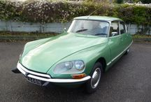 Citroen DS / French Gangster
