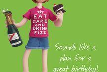 Birthdays / Our favourite Birthday Cards