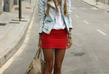 summer/spring outfits / summer and spring looks