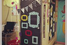 Classroom decor / by Teachers on Pinterest