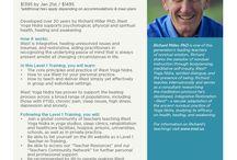YogaWorks Workshops / Amazing workshops hosted by YogaWorks taught by amazing teachers! / by YogaWorks