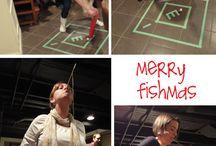 Ladie's Christmas Party Games / by Stephanie Waldo
