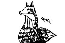 My drawings / The best drawings