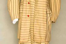 Costume History // 20th C. // 1940s