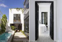 Unsere Badewanne in der mexikanischen Villa von Designerin Rela Gleason