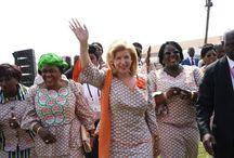 Journée Internationale de la Femme à SAN PEDRO / Des chèques du FAFCI d'une valeur de 125 millions F CFA remis à 100 femmes de San-Pedro