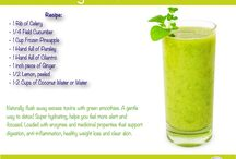 Green smoothies / by Marisa Reynolds