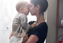 anne _ baba ve yavrusu...