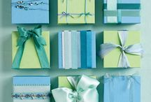 Gift Wrap / gift wrap ideas for all occasions
