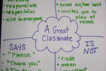 Classroom - Anchor Charts