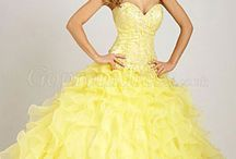 in yellow...