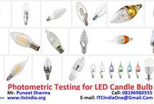 Photometric Testing / Photometric Testing for LED Lights If you're Buyers Demanding for Photometric Testing– Contact Now! Mr. Puneet Sharma Call: 08196980555 Email: ITCIndiaOne@Gmail.Com