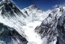 Everest & other mountains