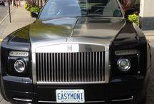 A Modern Rolls-Royce Classic / Rolls Royce Coupe.