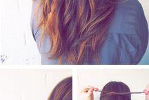 Hair//Coiffures