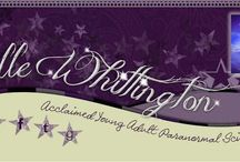 The Shooting Star Newsletter by Belle Whittington / A collection of Belle Whittington's author newsletters!