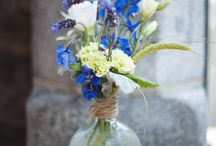 Inspiration Photo of Bottle and flower