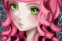 Mis ilustraciones ^^