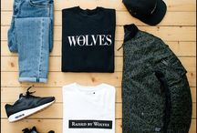 Outfits w/ a message