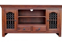TV Units - Induscraft.com / Beautiful designs of solid wood tv cabinet online. Buy with free shipping across india. Attractive design with long term durability  / by Induscraft.com