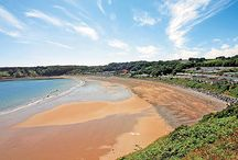 Pembrokeshire Caravan Hire / Private static caravans for hire on holiday parks in Pembrokeshire, South Wales