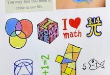 Math Night / Ideas for creating an exceptionnal Math night at school