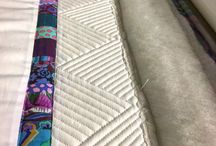 Quilting with a Ruler