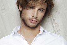 Men's hair / Men's hair