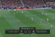 El #Derbi de #Madrid  a ganarlo y dejar las cosas claras en la #Liga #HalaMadrid ❤️ @JohnaGio