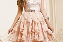 formal dresses / by Aileen