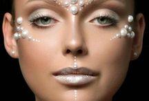 maquiagem artística fem