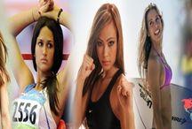 Güzel Sporcu Kızlar'dan 76 kare