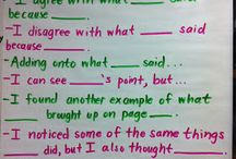 Anchor charts / by Tracy Smith