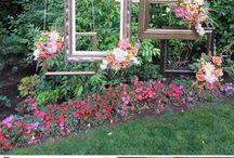 cortna de flors