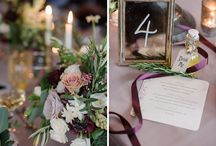 Beautiful wedding decor / Some beautiful decor from weddings I have documented.