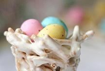 Easter Treats / Food, drink & crafts