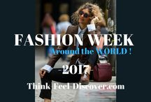 Fashion Week / News & Trends from Fashion Week around the world by Chrysanthi Kosmatou www.think.feel.discover.com