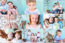 Holiday Sessions 2014 Wardrobe Inspiration / These are some great suggestions to get you started for your session. In order to give you seamless images that will look fantastic, the closer you dress your kids in these styles the better the finished product.