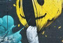 street art. brusk