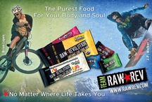 Raw Food Products & Recipes / by Martina Drasler