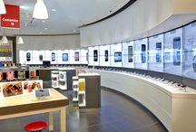tech retail design
