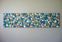Crafts-Wall Art / by Lemarus Squeakus Lee