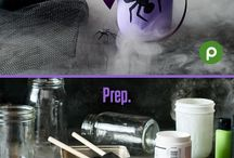 Creepy, Crafty Halloween / Looking for easy Halloween activities and recipes? Come join in the creepy, crafty fun!