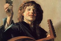 Art, Frans Hals