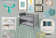 nursery/kids room / by Katie O'Malley