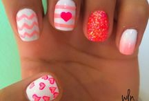 Nails / Todas las decoraciones para uñas de pies y manos que me gustan!. #nails