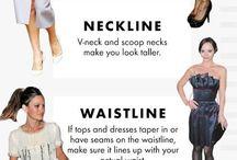 Consigli abbigliamento