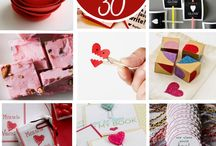 Valentine Ideas / Lots of ideas and activities for your little ones to play and make for Valentine.