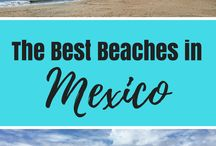 Everything Mexico / All the inspiration & information you need to plan an epic adventure around Mexico | Best of North America | Mexico Vacation | Best Places In Mexico & Travel Tips